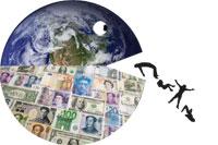 l'économie en danger